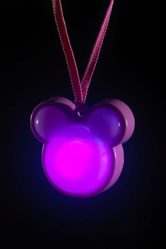 Flashing Necklace (Fancy Dress)