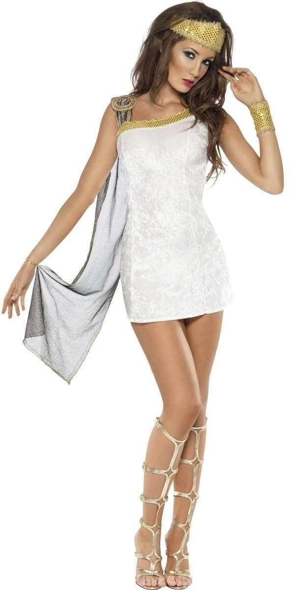 Fever Venus Costume -Large Fancy Dress Costume Ladies