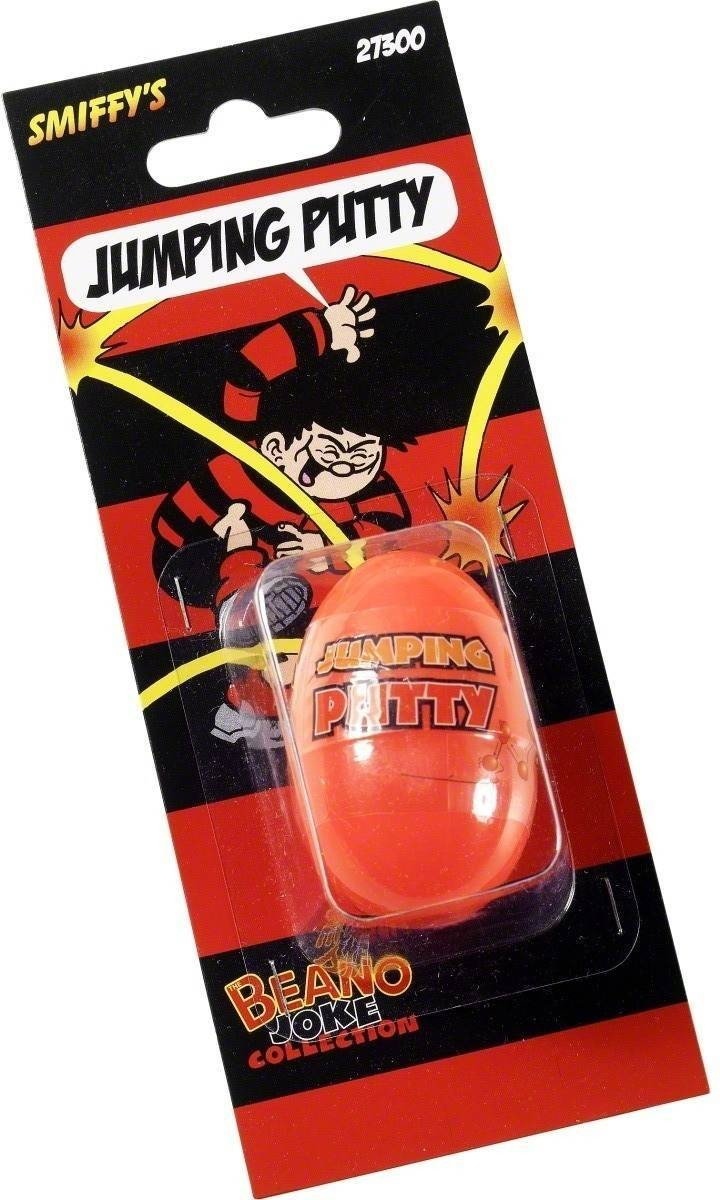 Jumping Putty In Egg - Fancy Dress (Cartoon)