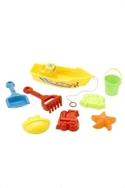 Boat Shaped Beach Set (Fancy Dress)