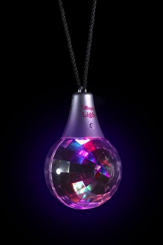 Disco Ball Necklace (Fancy Dress)