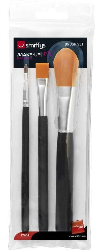 Party/Halloween Cosmetic Brush Set
