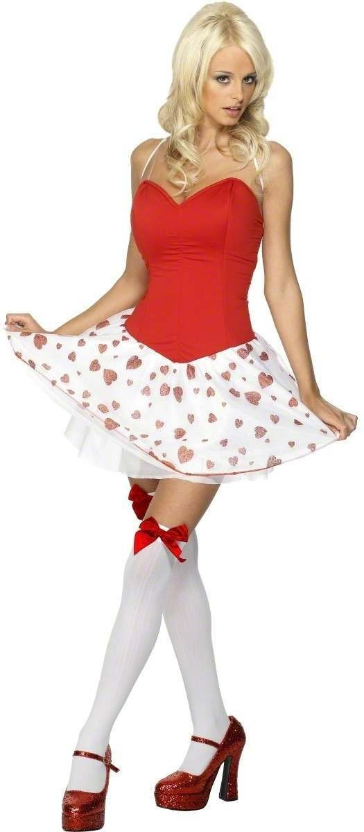 Fever Cupid Cutey Fancy Dress Costume Size 16-18 L (Sexy)