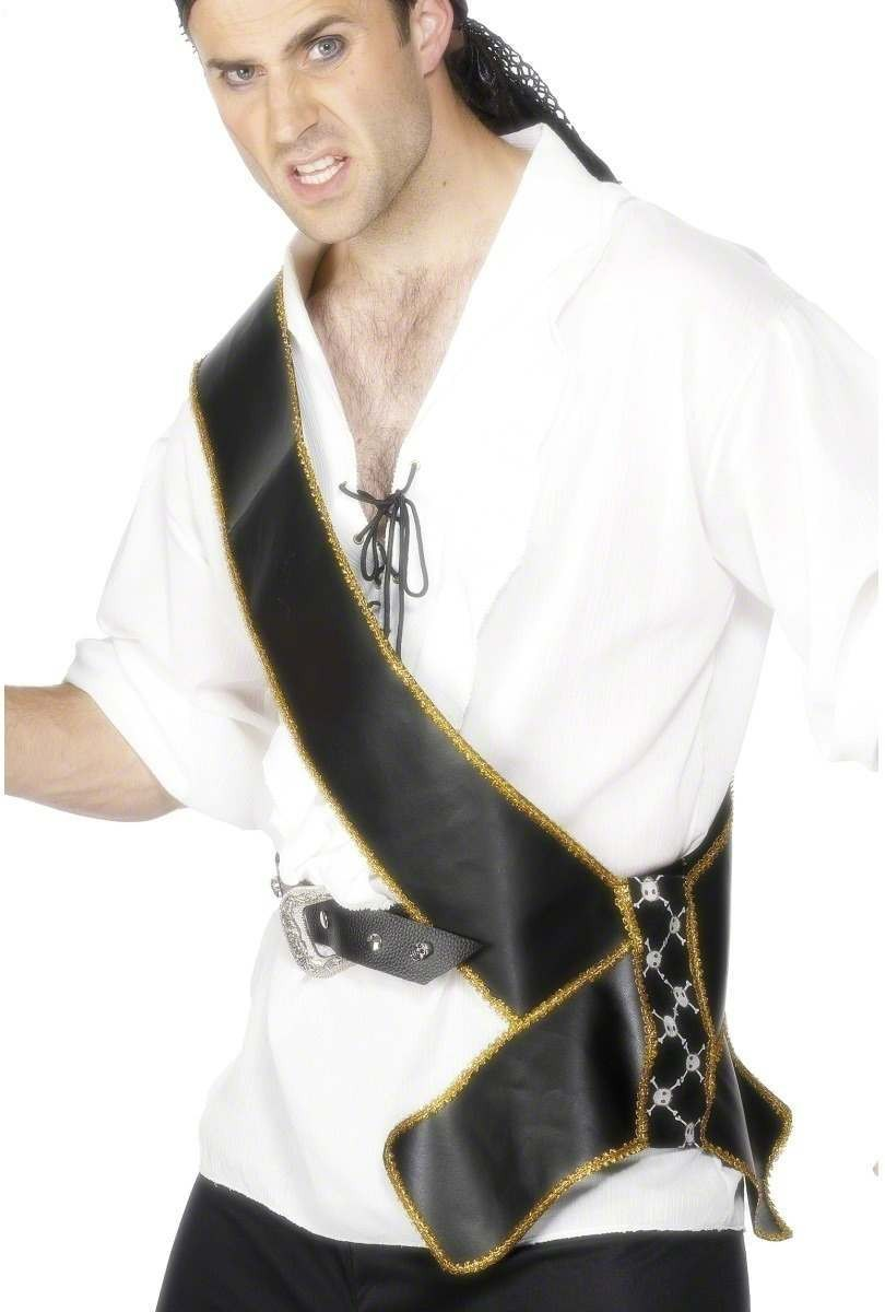 Pirate Sash - Fancy Dress (Pirates)