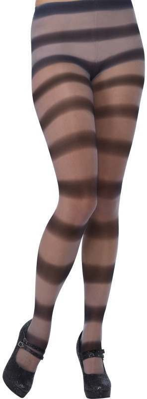 Horizontal Striped Tights (Halloween Tights)