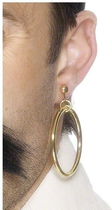 Pirate Gypsy Earring - Fancy Dress (Pirates)