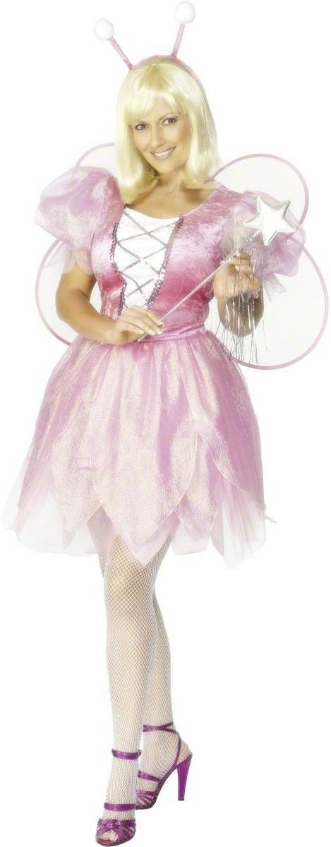 Butterfly Fairy Fancy Dress Costume Size 16-18 L Ladies (Fairy Tales)