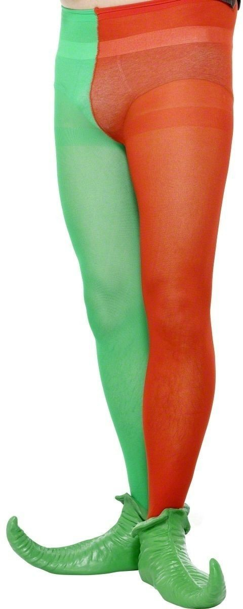 Mens Tights - Fancy Dress (Christmas)