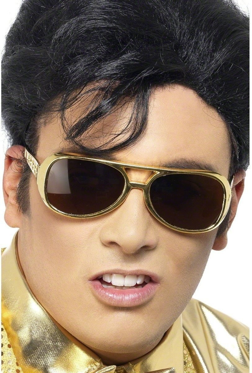 Elvis Shades - Fancy Dress Mens (Music)