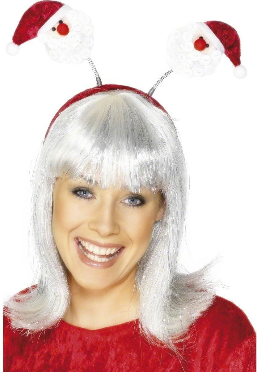 Santa Head Boppers - Fancy Dress (Christmas)