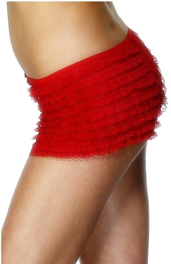 Ruffled Panties - Fancy Dress Ladies