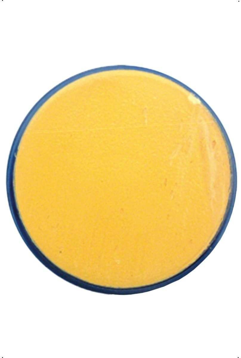 75Ml Snazaroo Make-Up Pot - Bright Yellow