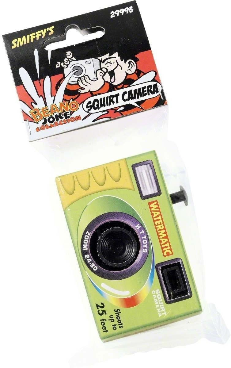 Joke Squirt Camera - Fancy Dress (Cartoon)