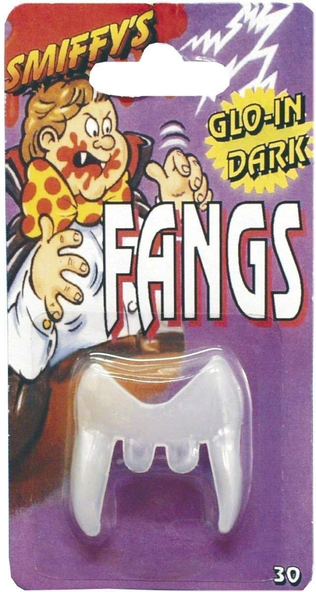 Fangs - Fancy Dress (Halloween)