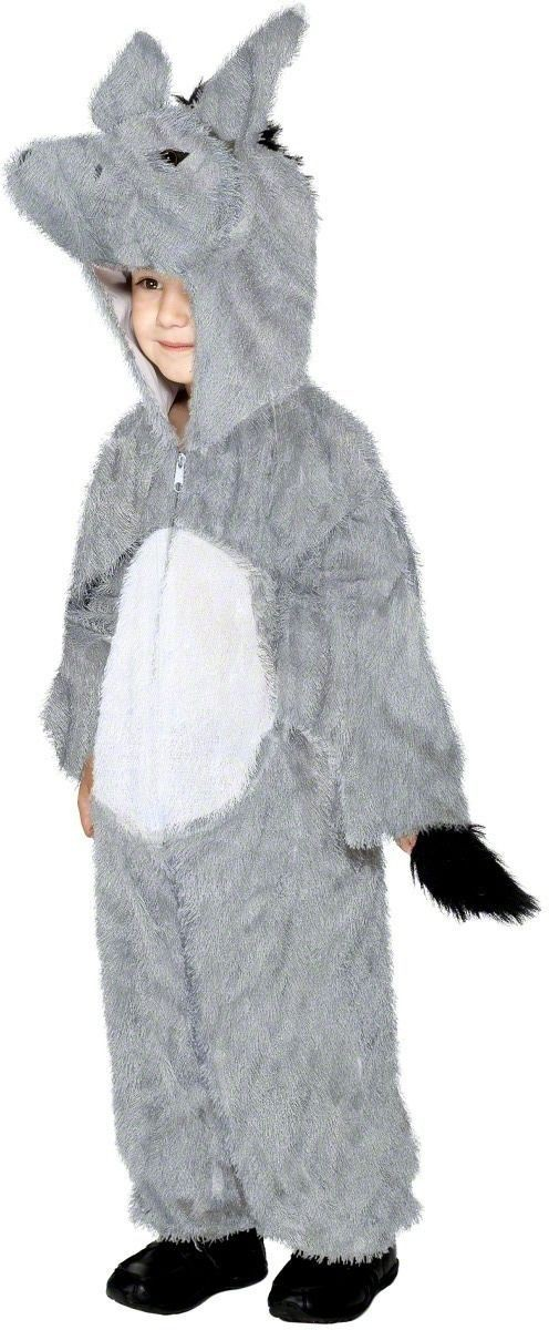 Donkey Costume Age 5 - 8 Fancy Dress Costume (Christmas)