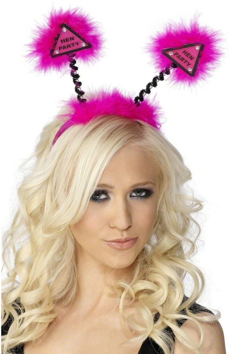 Hen Party Head Boppers - Fancy Dress Ladies (Hen & Stag)