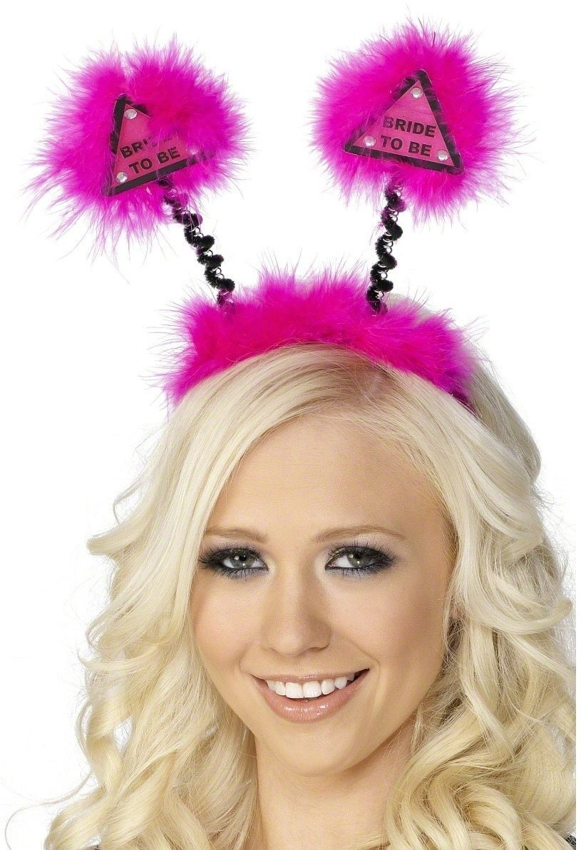 Bride To Be Head Boppers - Fancy Dress Ladies (Hen & Stag)