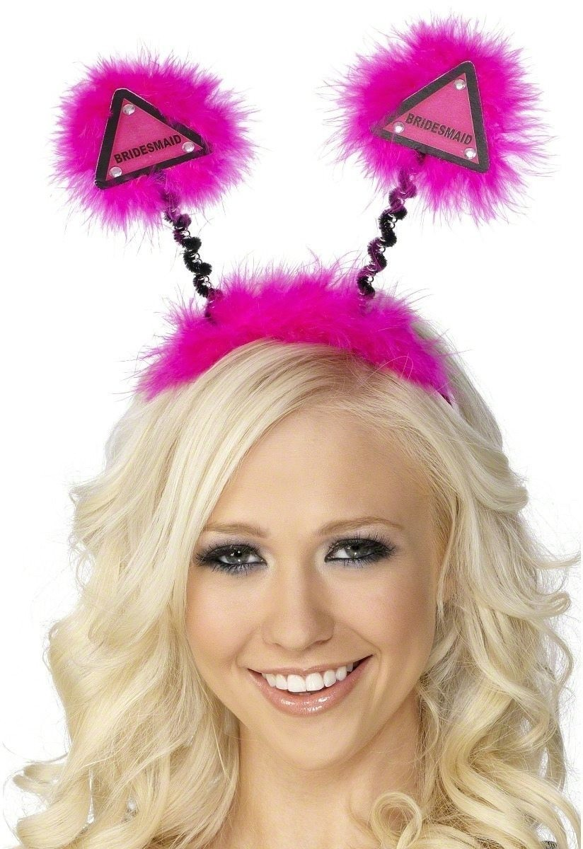 Bridesmaid Head Boppers - Fancy Dress Ladies (Hen & Stag)