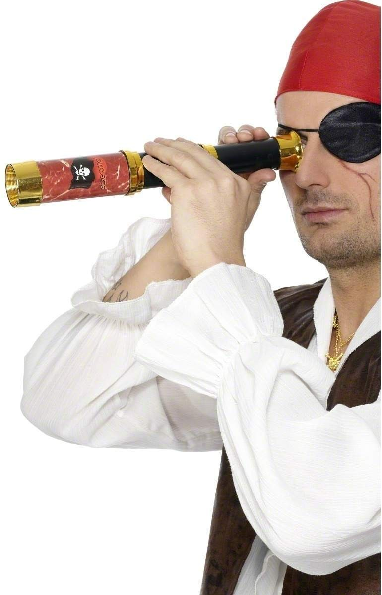 Pirate Telescope - Fancy Dress (Pirates)