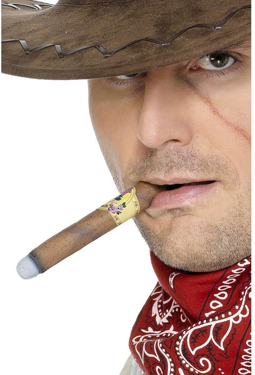 Cigar - Fancy Dress (Cowboys/Native Americans)