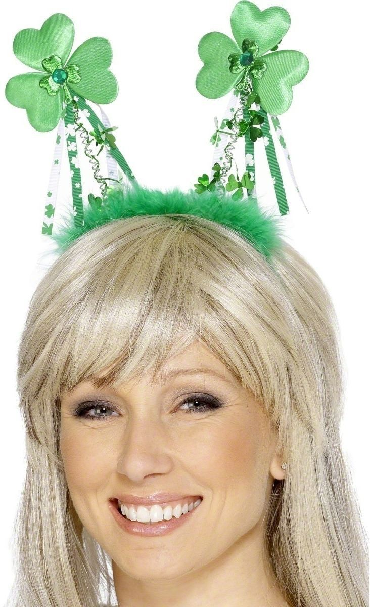 Shamrock Headboppers - Fancy Dress