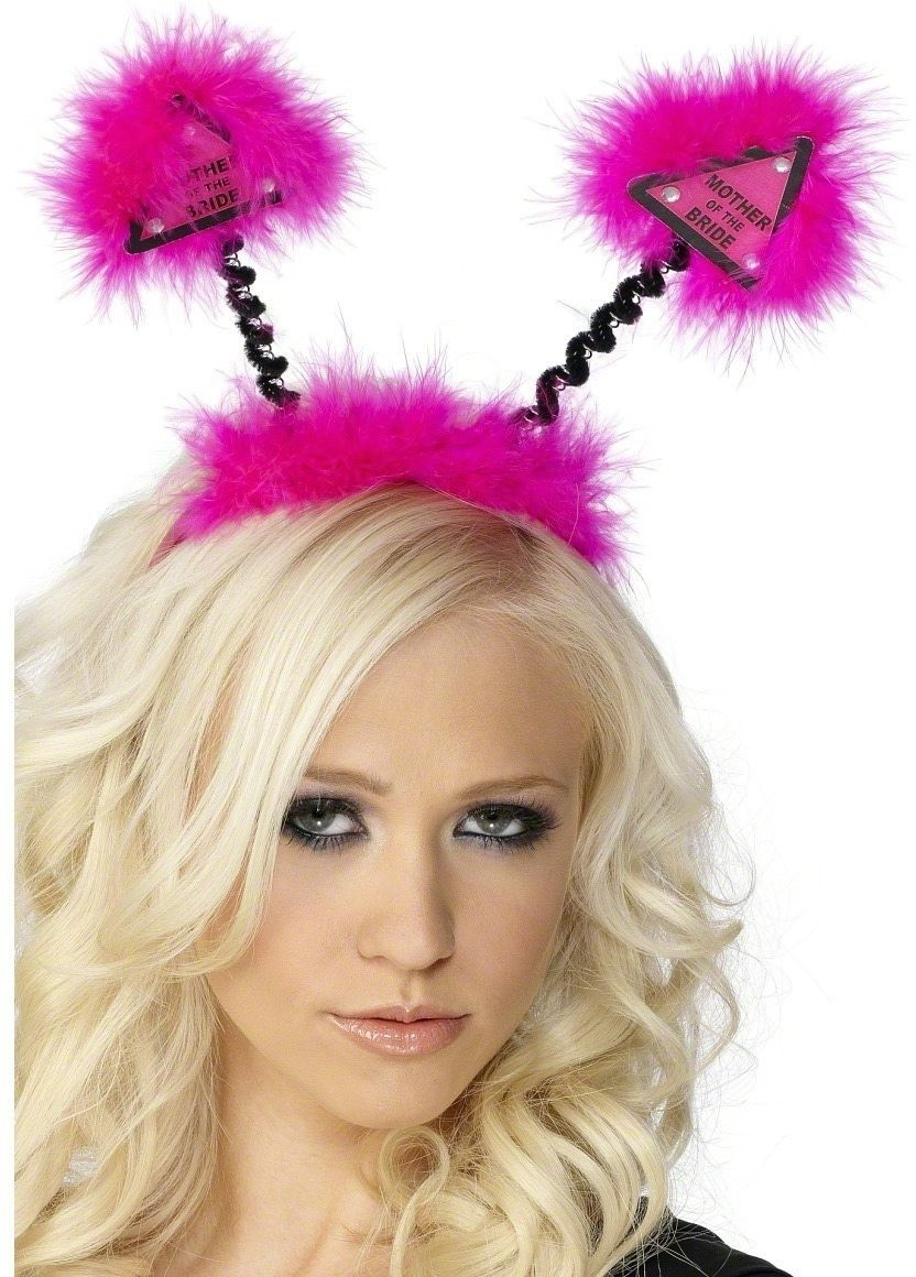 Mother Of The Bride Head Boppers - Fancy Dress Ladies (Hen & Stag)