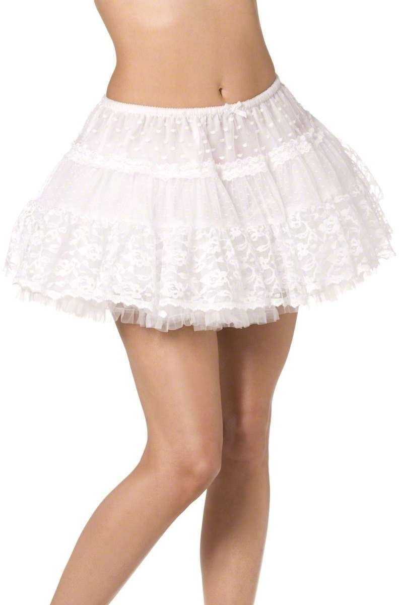 Lace Petticoat - Fancy Dress Ladies