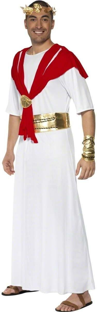 Romulus The King Fancy Dress Costume Mens (Royalty)