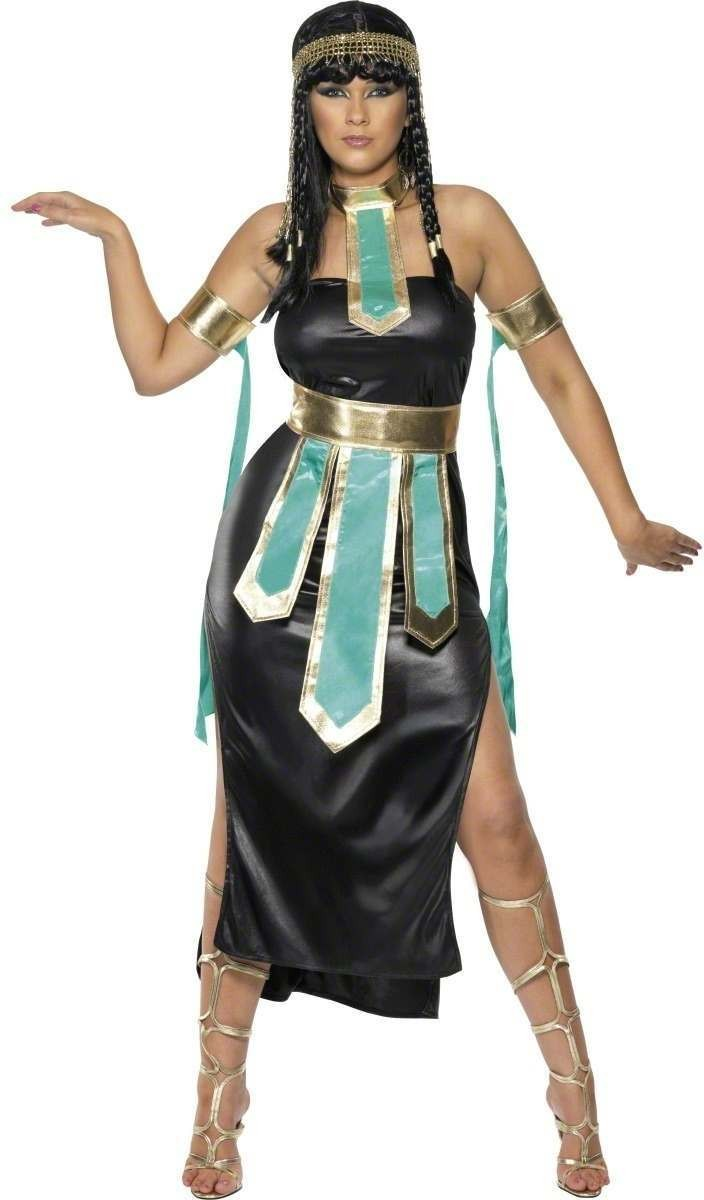 Diamond Of The Nile Fancy Dress Costume Ladies (Medieval)