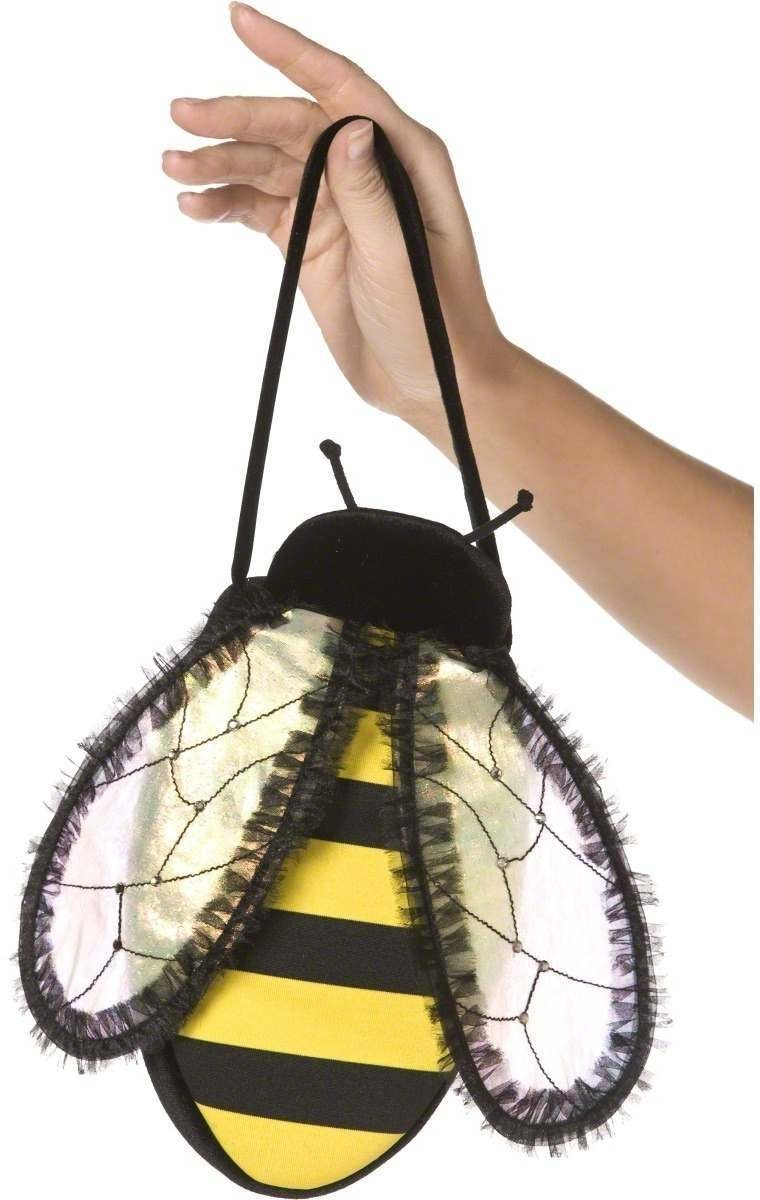 Honey Bee Handbag - Fancy Dress Ladies (Sexy)