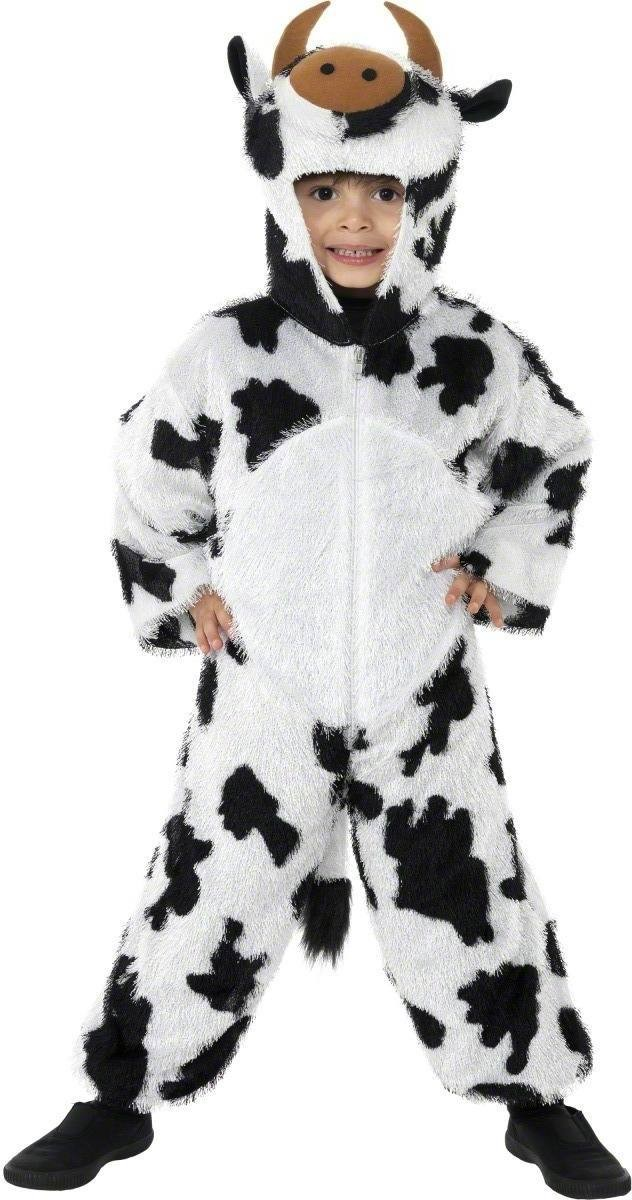 Cow Fancy Dress Costume Age 4-5 (Animals)
