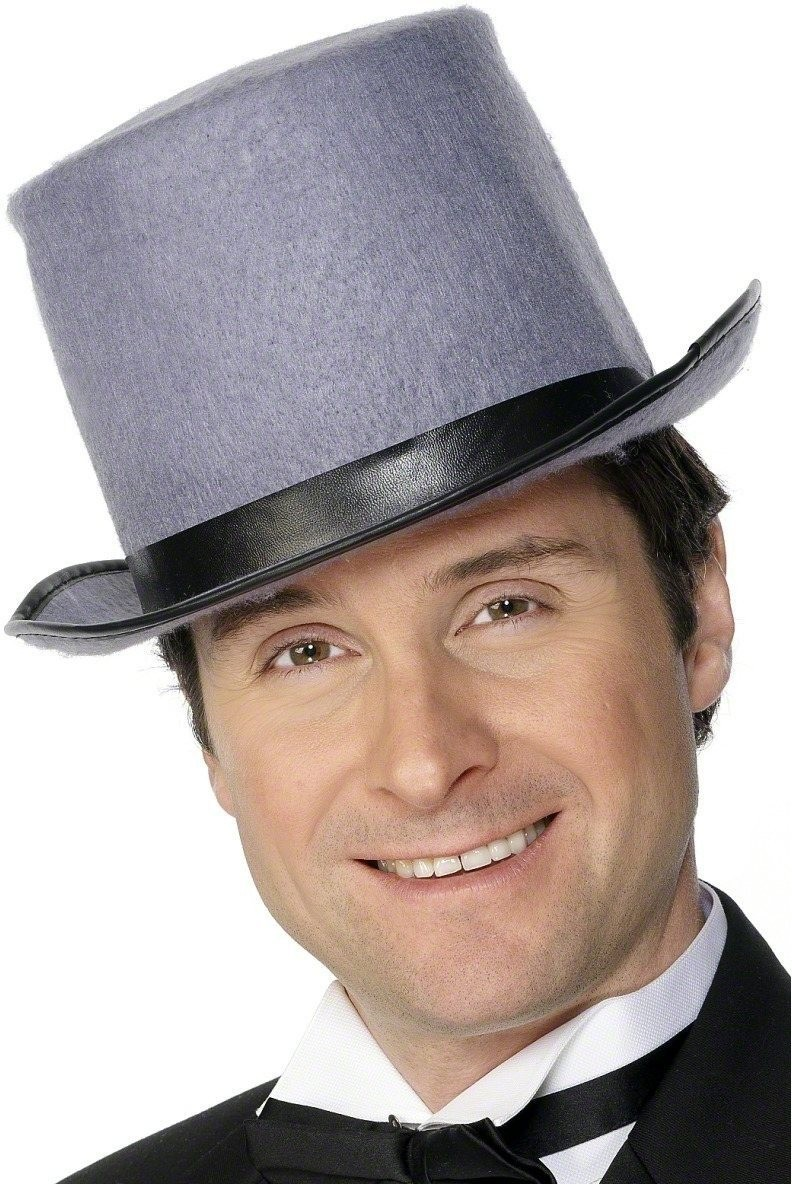 Topper Hat - Fancy Dress Mens