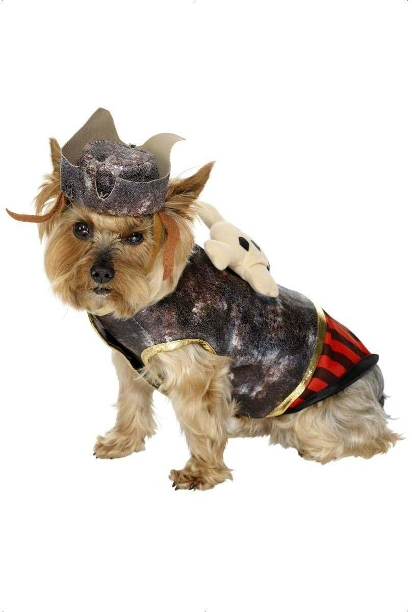 Pirate Dog Fancy Dress Costume (Pirates)