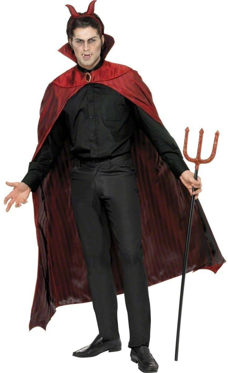 Devil Cape - Fancy Dress (Halloween)