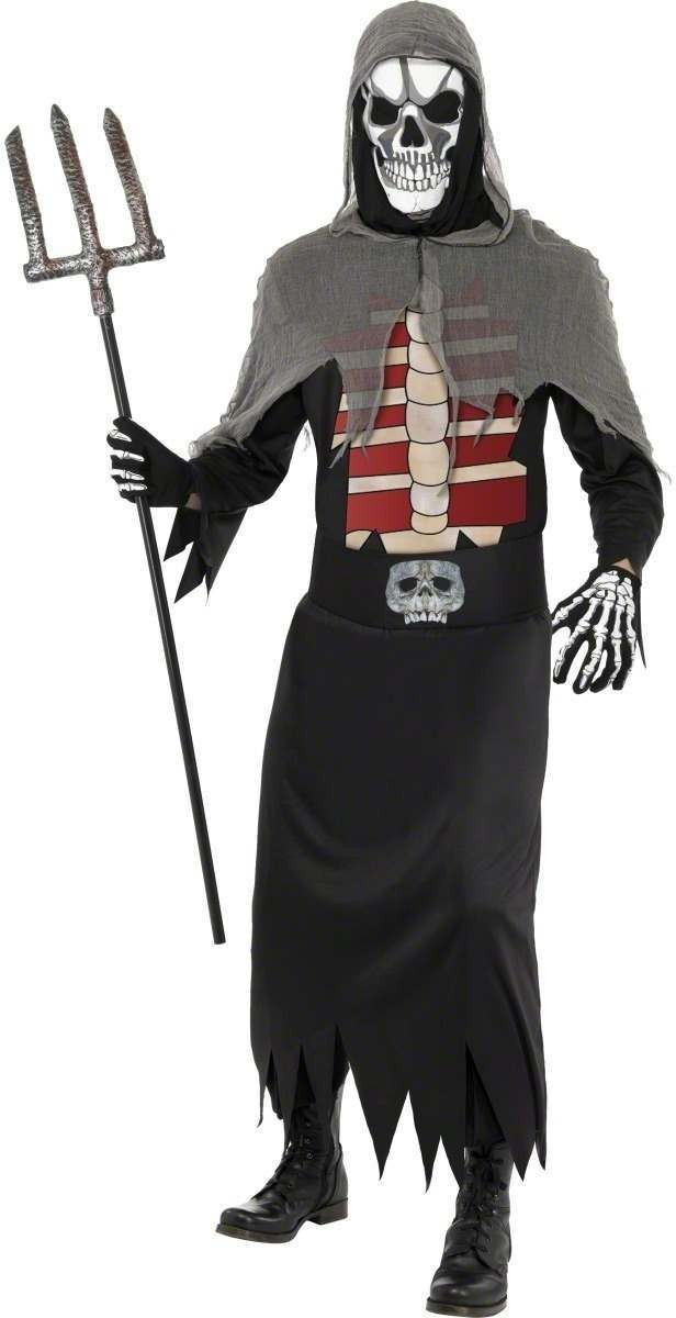 Grim Reaper Fancy Dress Costume