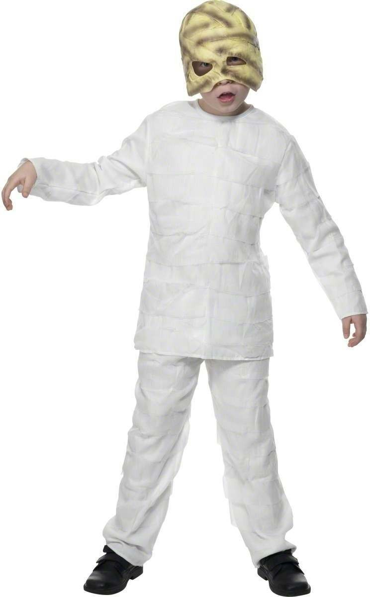 Mummy Boy Fancy Dress Costume Boys (Halloween)