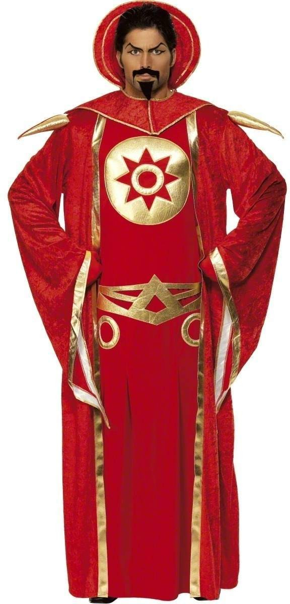 Ming The Merciless Costume Mens Size 38-40 S (Cartoon)