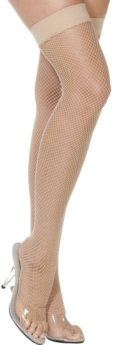 Stockings Fishnets Nude - Fancy Dress Ladies