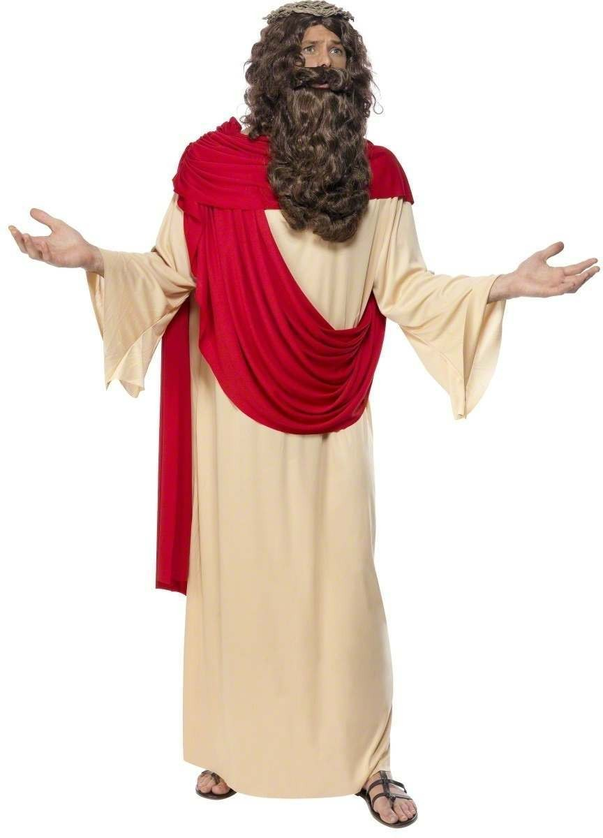Jesus Fancy Dress Costume Mens (Medieval)