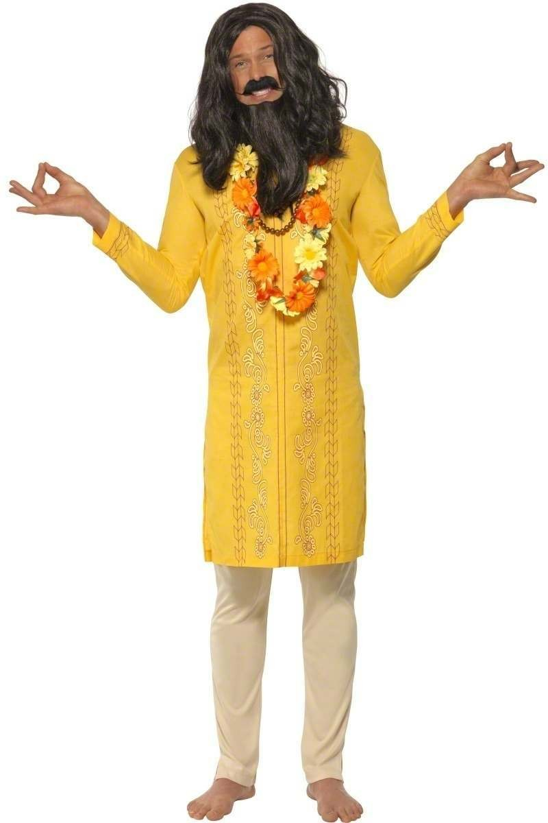 The Love Guru Fancy Dress Costume Mens Size 38-40 S