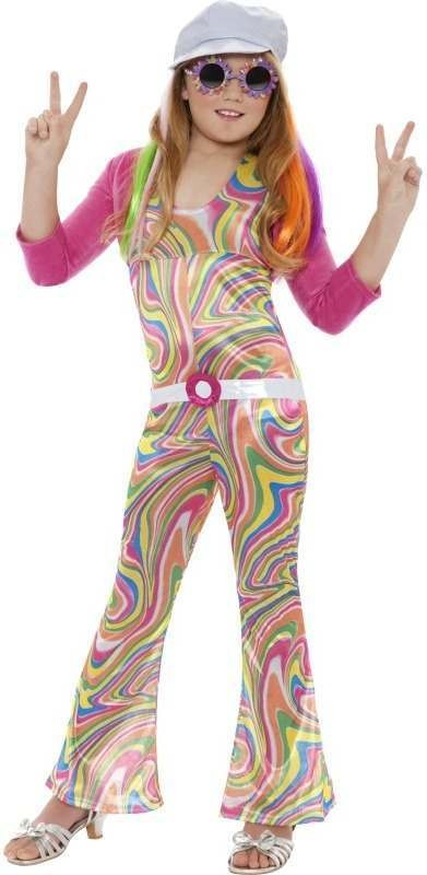 Groovy Glam Fancy Dress Costume