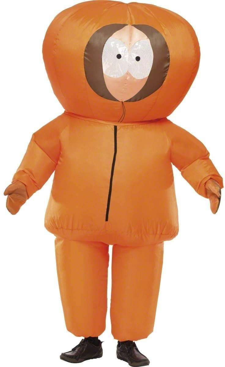 South Park Kenny Fancy Dress Costume Mens (Cartoon , Film , Tv)