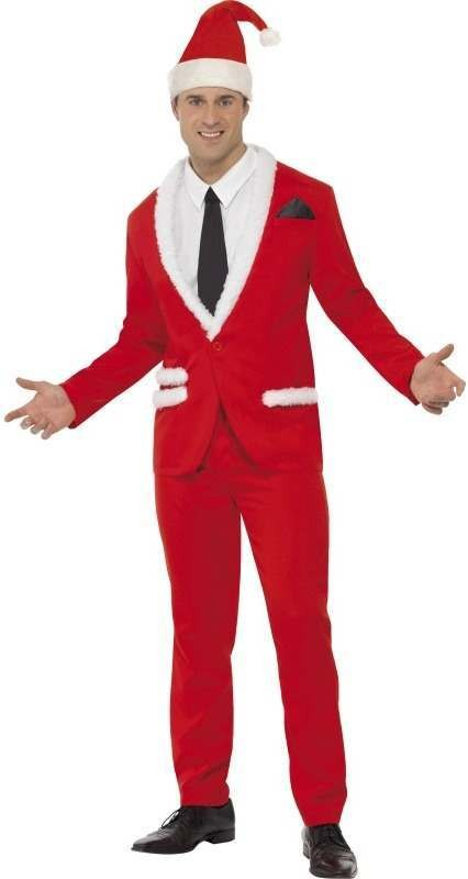 Santa Cool Fancy Dress Costume