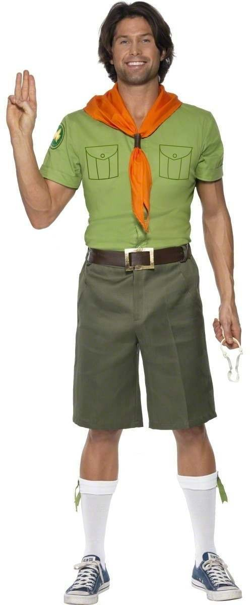 Dib, Dib, Dib Fancy Dress Costume Mens