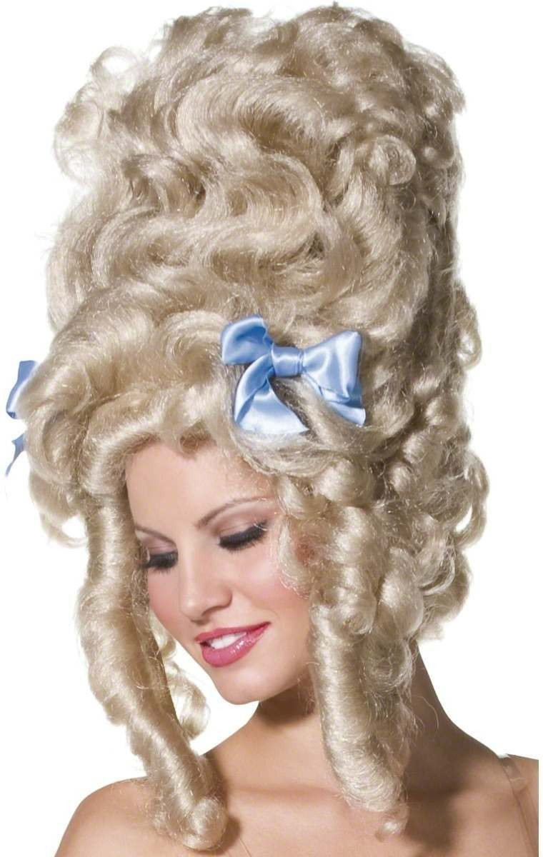 Rebel Toons Cinderella Wig - Fancy Dress Ladies (Fairy Tales) - Blonde