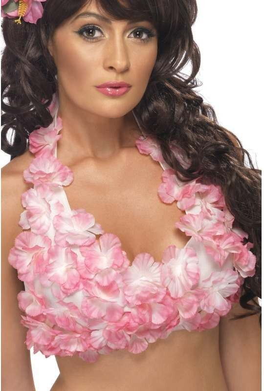 Hawaiian Halterneck Top (Hawaiian Fancy Dress)