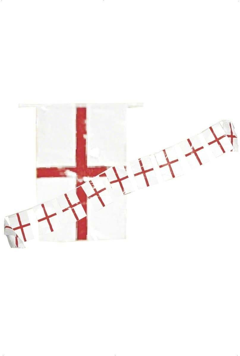St George Bunting - Fancy Dress