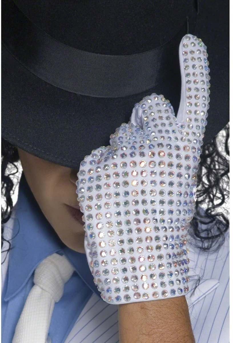Michael Jackson White Glove - Fancy Dress (Music)