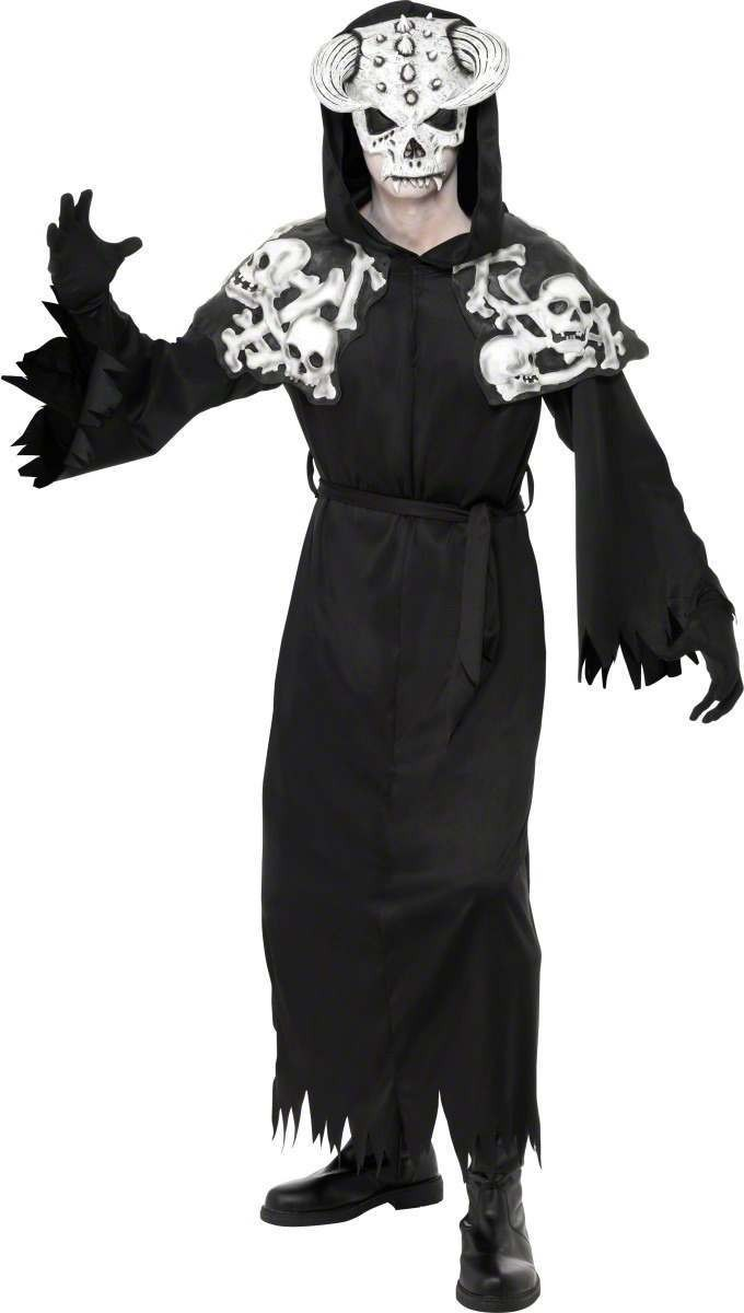 Gothic Manor Graveyard Ghoul Fancy Dress Costume Mens (Halloween)
