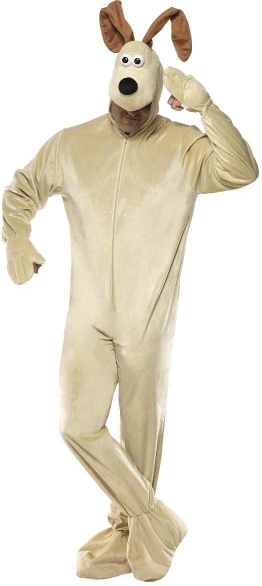 Gromit Fancy Dress Costume Mens Size 38-40 S (Cartoon)